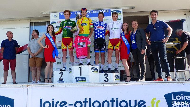Tour de Loire Atlantique première étape 01/06/2019 les photos