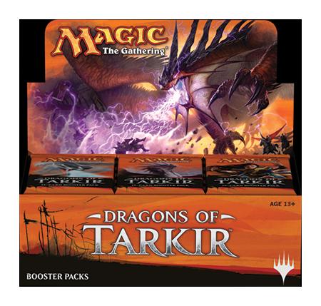 Boutique jeux de société - Pontivy - morbihan - ludis factory - Mtg dragons de tarkir boosters