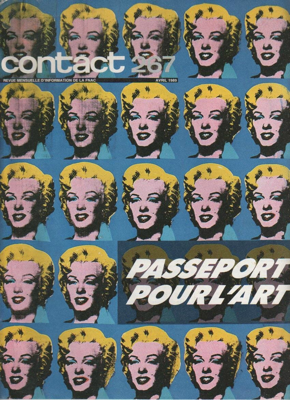 Contact 267 (Fr) 1989