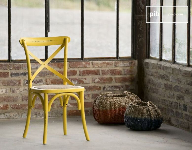 chaise-bistrot-pampelune-jaune-116658_960