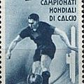 2ème coupe du monde de football : italie 1934