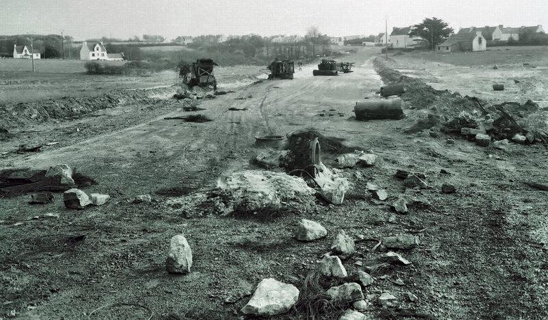 Ch38 - Non au nucléaire au Loch - Reste de barricade 1