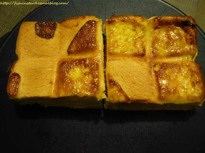 Croque-cake jambon-fromage (moule tablette) (32)