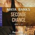 Seconde chance ~~ maya banks
