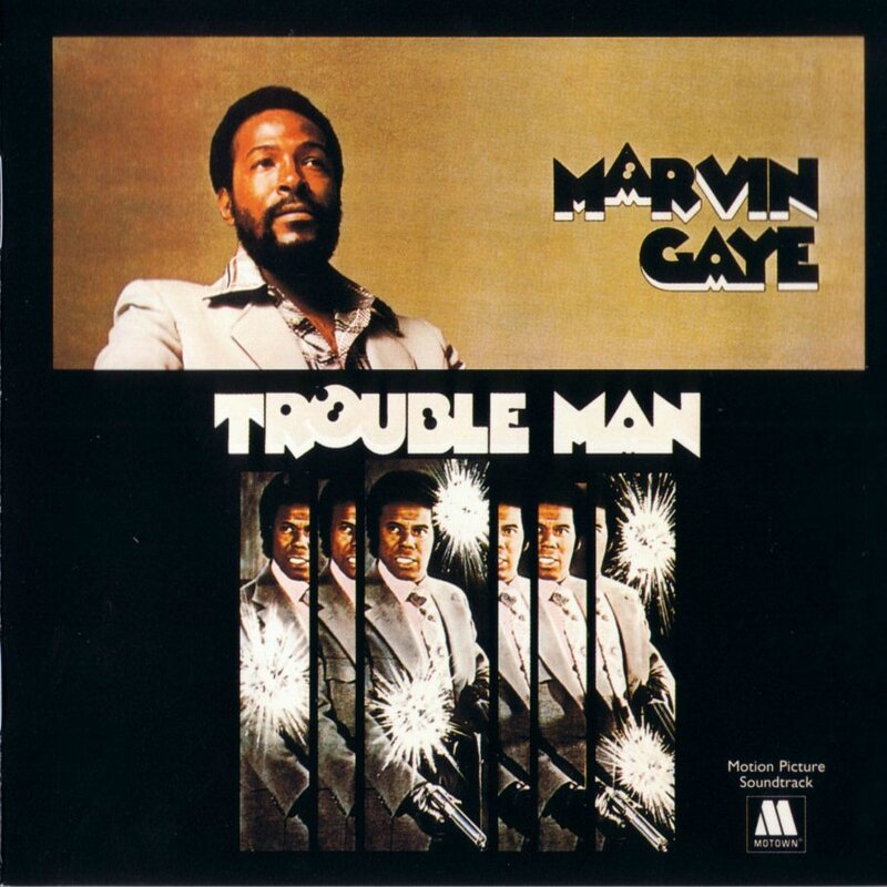 Marvin Gaye (1972) - Trouble Man (A)