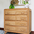 Mobilier ... commode 4 tiroirs * louison