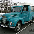 Ford köln (fk) g39t 3500 v8 ex-ambulance-1955