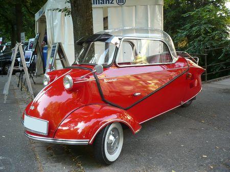 MESSERSCHMITT KR 200 1960 Baden Baden (1)