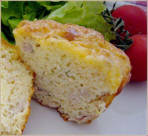 Cake Thon Sans Fromage