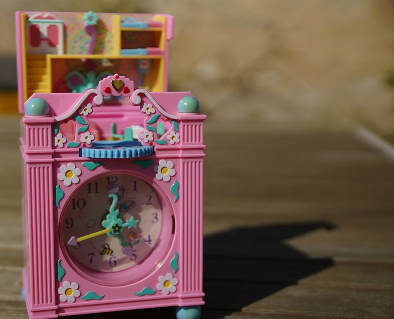 Polly Pocket Horloge