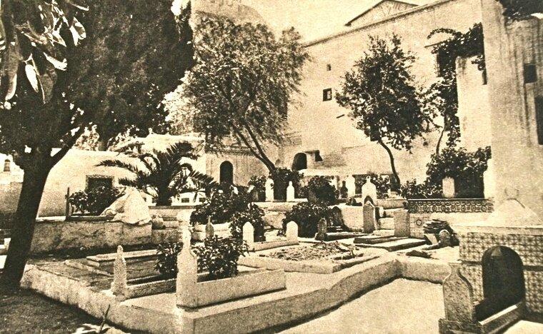 cimetière msq Sidi Abderrahmane Alger