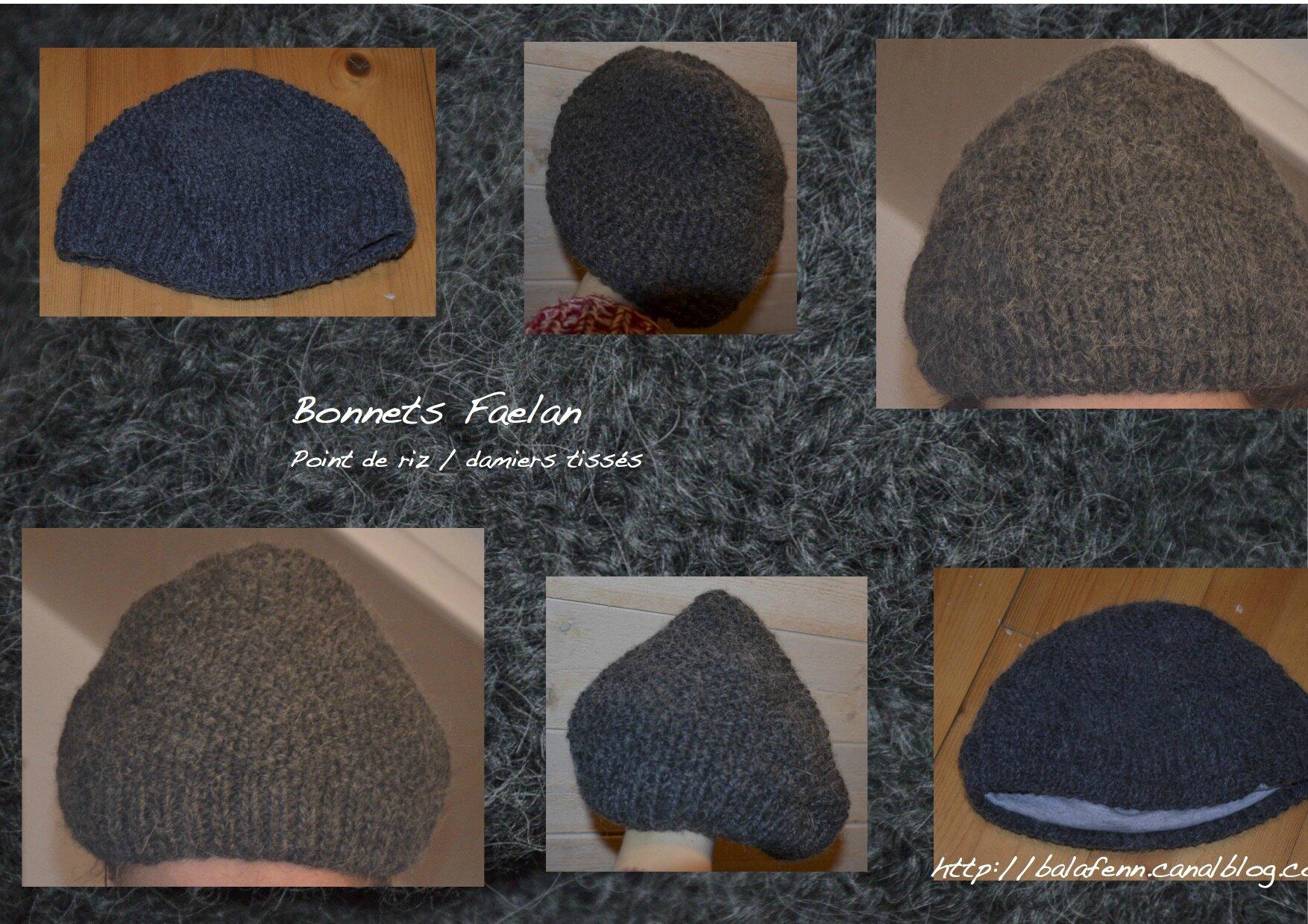 bonnets Faelan