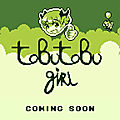 Le jeu d'arcade « tobu tobu girl » pour les plus petits !