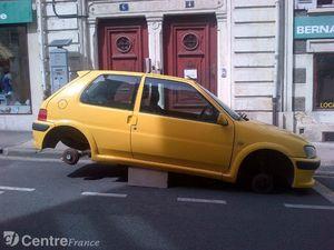 JDC voiture