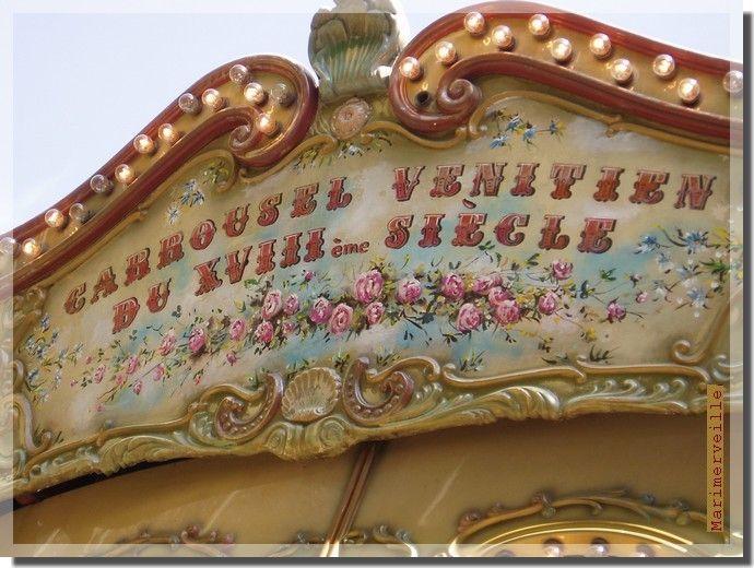 carrousel Montmartre