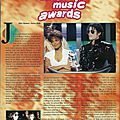 The mtv video music awards - nations of magic n°4, 1996
