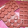 Chocolats fourrés !!!