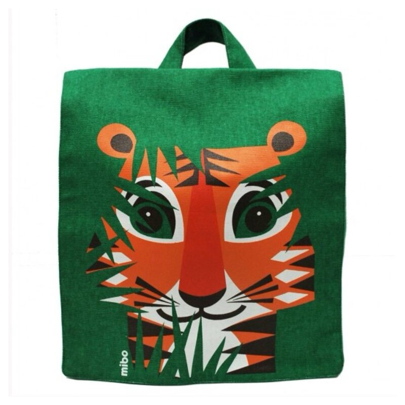 Cartable tigre - COQ EN PATES