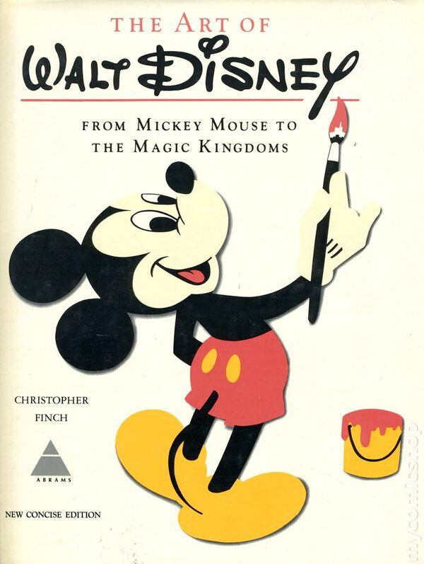 abrams the art of walt disney