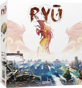 Boutique jeux de société - Pontivy - morbihan - ludis factory - Ryu