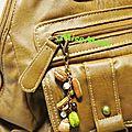 bijou de sac sucré pistache