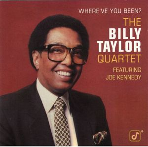 Billy_Taylor___1980___Where_ve_You_Been__Concord_Jazz_