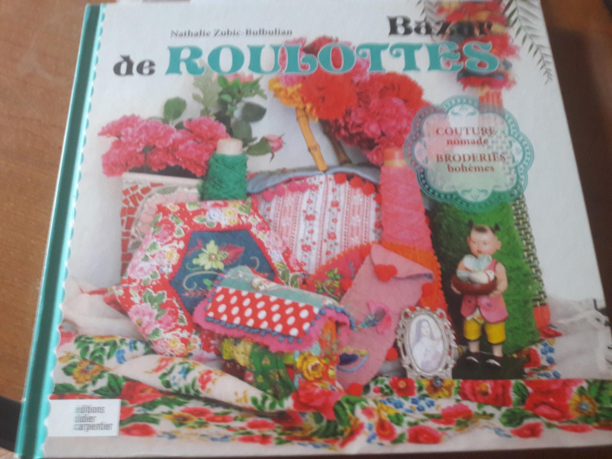 Deux ouvrages de Bazar de Roulottes.