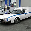 Citroën cx break tissier