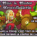 [event] miss & mister crocoballotin 2013