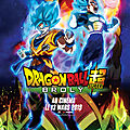 Dragon ball super - broly (la légende du super guerrier divin)