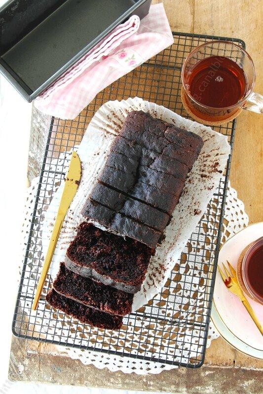 le meilleur cake au chocolat au monde 00002 LE MIAM MIAM BLOG