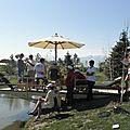 Journée aux huit lacs