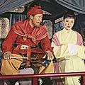 L'impératrice yang kwei-fei (yokihi) de kenji mizoguchi - 1955