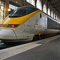 TGV Eurostar n°3313