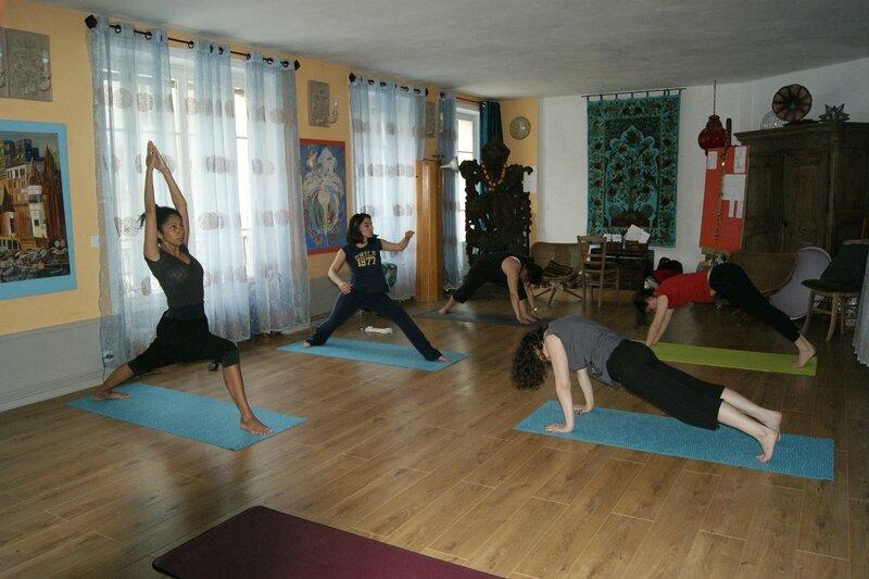 Yoga espace Du Aime2