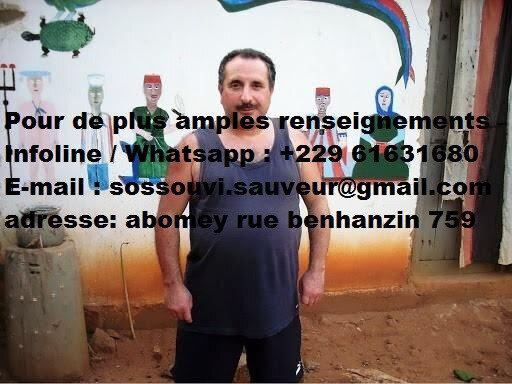 TEMOIGNAGE DE Mr JACQUES DE MARSEILLE