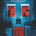Killer game, de stephanie perkins