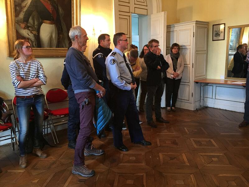 guide_baie_Mont-Saint-Michel_Avranches_2019_gendarmerie_sapeurs pompiers_sous-Préfecture_cérémonie