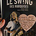 Le swing des marquises, de muriel bloch et marie-pierre farkas, chez naïve