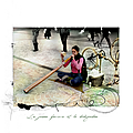 La jeune femme et le didgeridoo paris