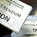 « le référendum, ultime avatar de l'idée démocratique ? », par bertrand mathieu