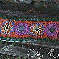 réalisations crochet tricot