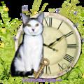 déguisements paloma l'horloge