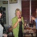 L'anniversaire de Martine 30 Avril 2007