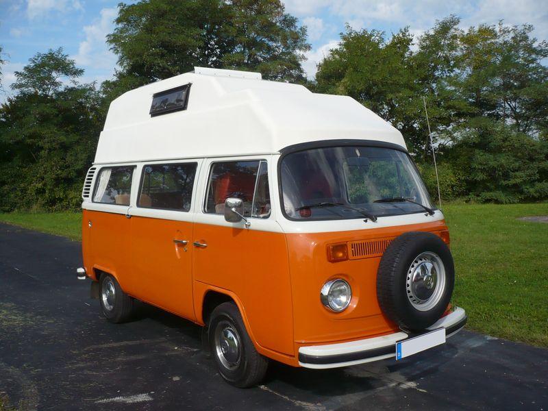 VOLKSWAGEN Combi type 2 surélevé camping car Créhange (1)