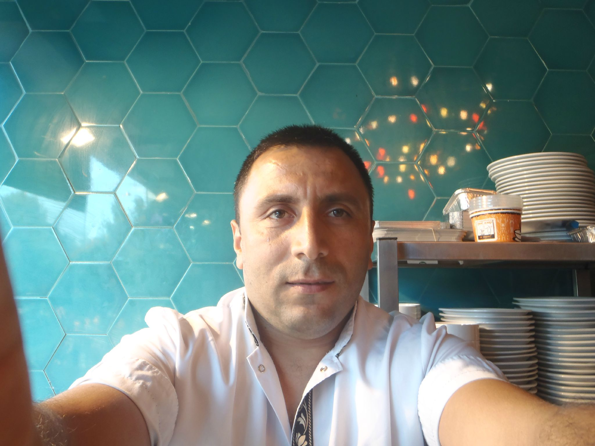 turquie istanbul le photographe auto portrait