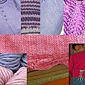 Knit and crochet blog week 2012 - jour 1