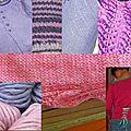 Knit and crochet blog week 2012 - jour 1