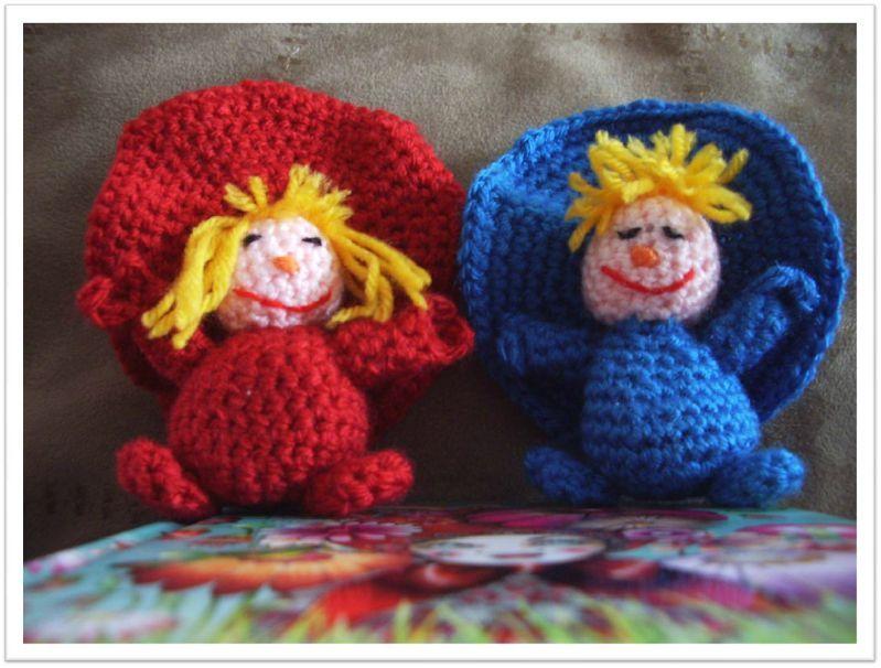 ChapiChapo crochet face