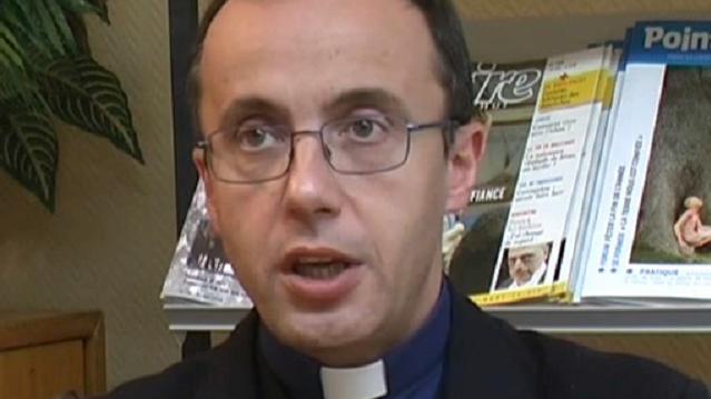 Jean-Marc Eychenne, évêque de Pamiers